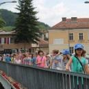 Šetnja djece ekologa u Višegradu