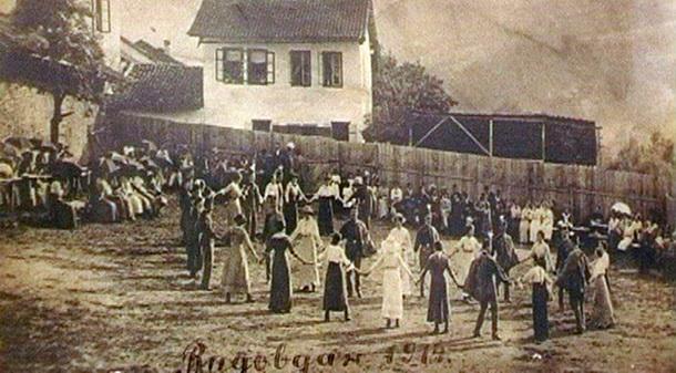 Slika iz 1914 - Vidovdan
