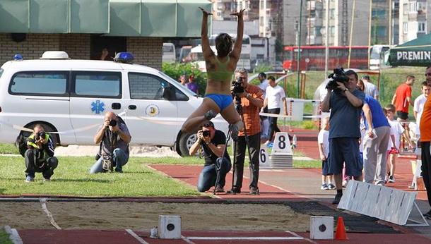 Tanja Jumper u Zenici