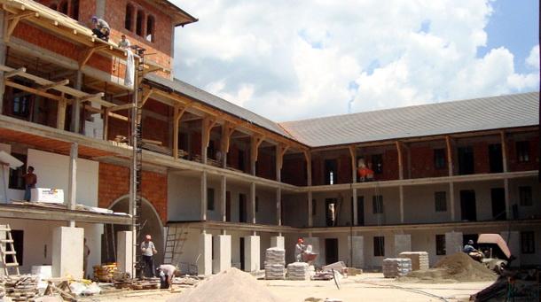 Vizantijski dvor u Andrićgradu