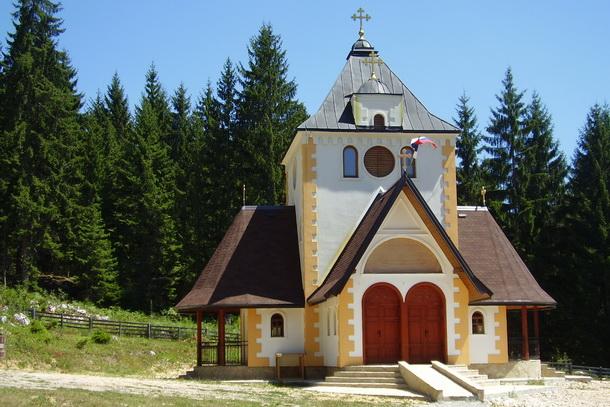 Crkva na Crkvinama