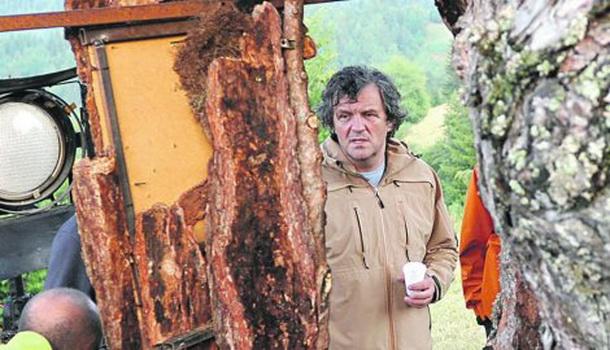 Emir Kusturica - snimanje filma u Trebinju
