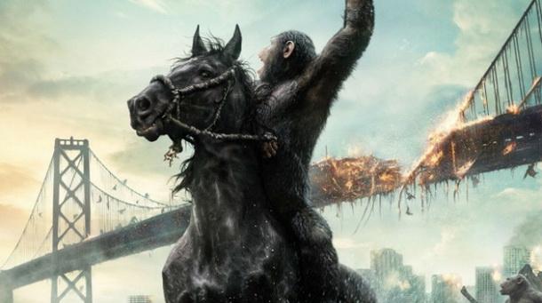 Film-Planeta majmuna-Revolucija