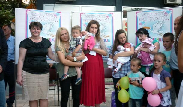 Konferencija beba u Foči