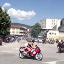 Moto staze u Višegradu