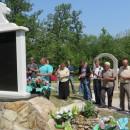 Spomenik u Trnovu kod Rogatice