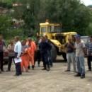 Štrajk komunalaca u Foči