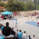 Turnir u basketu u Foči