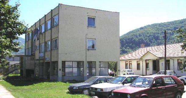 Zgrada Opstine Novo Gorazde