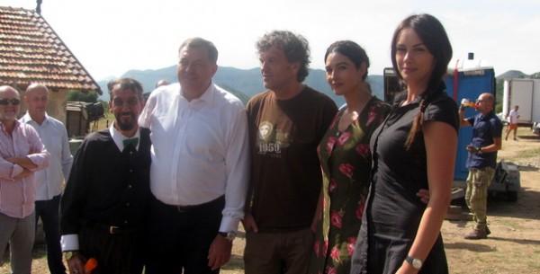 Dodik Kusturica Monika i Sloboda
