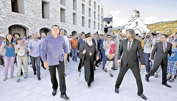 Dodik Vladika i Kusturica