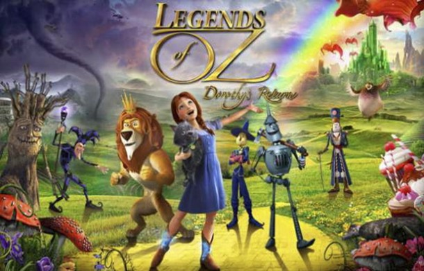 Film-Povratak u Oz