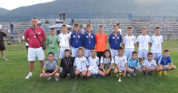 Fudbalske nade iz Rogatice