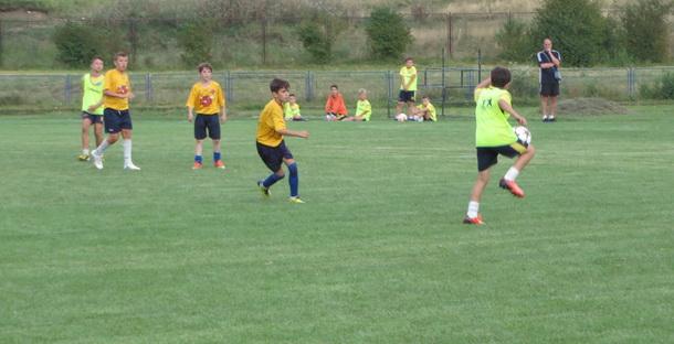 Fudbalske nade u Rogatici
