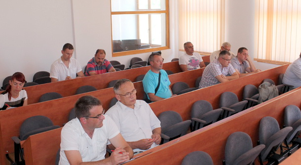 Izborna komisija u Visegradu