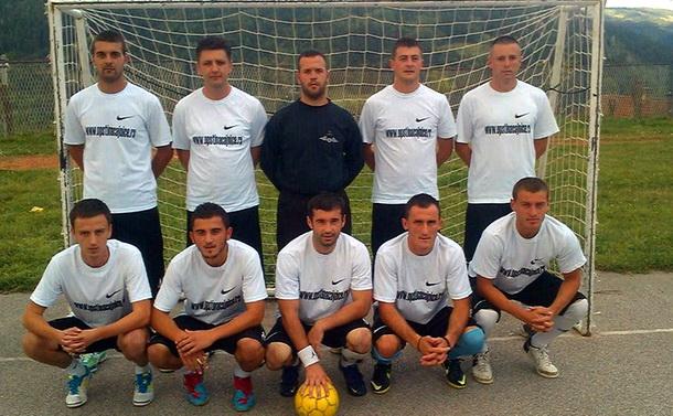 Mali fudbal u Cajnicu