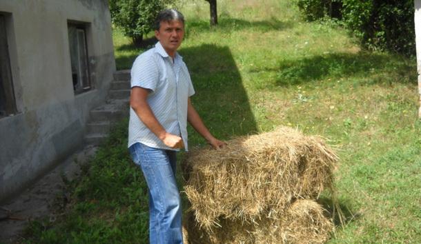 Milan Gagovic sa sjenom