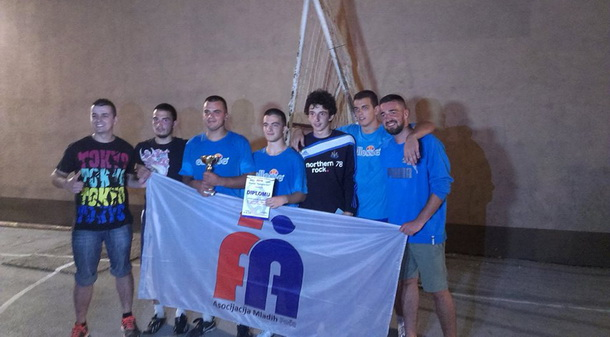 Pobjednik turniral u Samoborskoj
