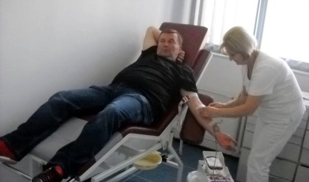 Policija daje krv u Foci