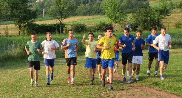 Pripreme FK Mladost