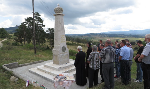 Spomenik na Sjeversku