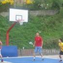 Ulicni basket u Cajnicu