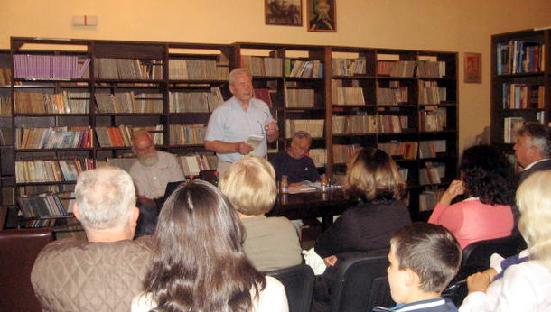Vece poezije u Cajnicu