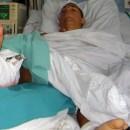Vladan Simic u bolnici