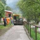 Asfaltiranje u Cajnicu