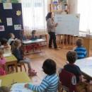 Djeca u biblioteci u Rogatici