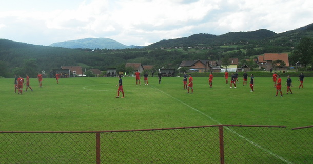 FK Rudo - FK Zeljeznica