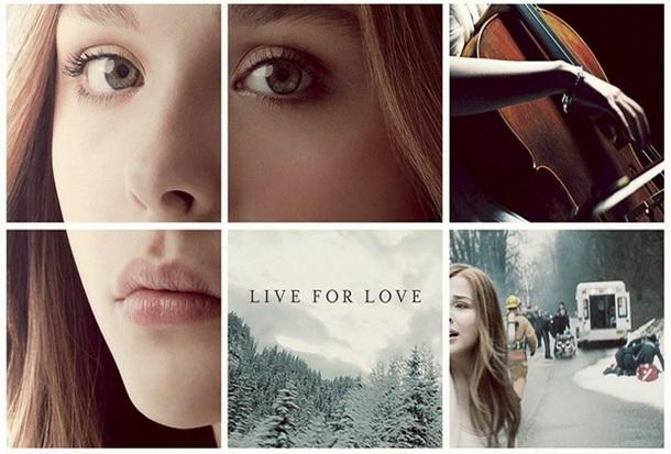 Film-Ako ostanem