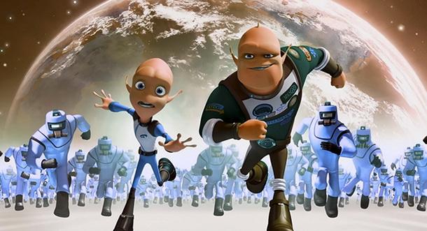 Film-Bijeg sa planete zemlje