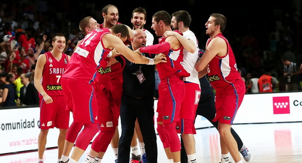 Kosarkaska reprezentacija Srbije