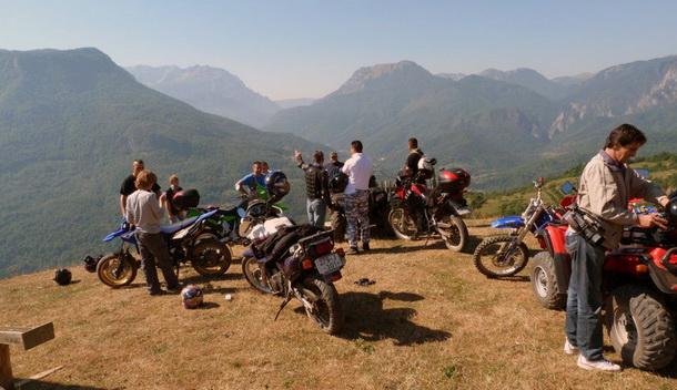 Moto klub Jahaci magle