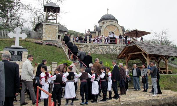 Osvestana kapela u Starom Brodu