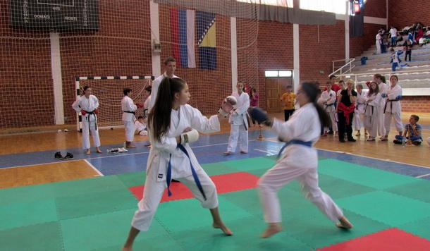 Karate u Visegradu