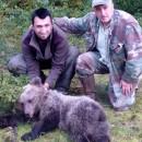 Mladunce medvjeda u Foci