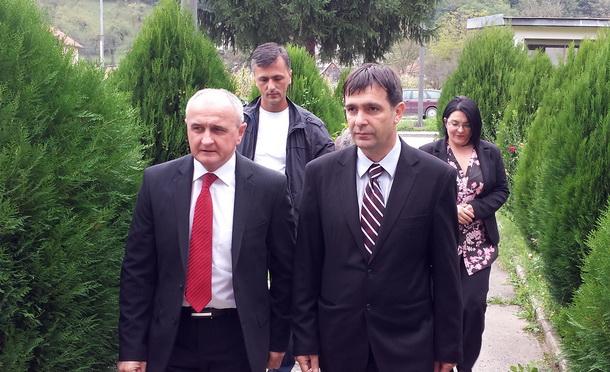 Petar Djokic i Dalibor Neskovic