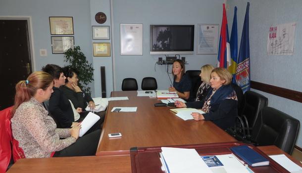 Sladjana Ujic-sastanak