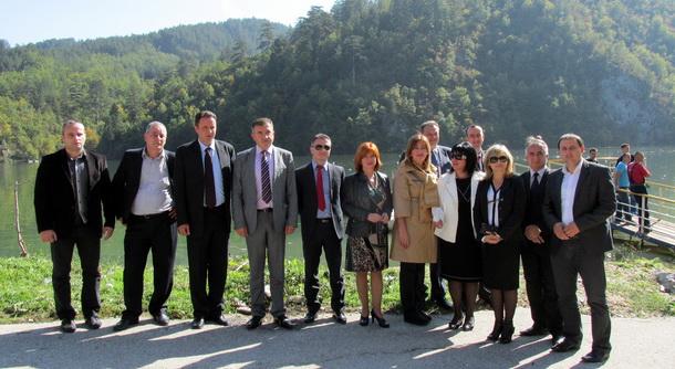 Srebrenka Golic u Visegradu