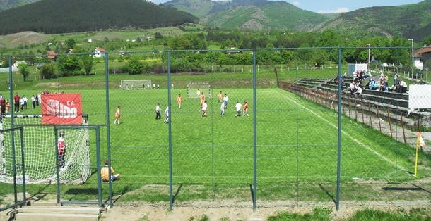 Stadion u Novom Gorazdu