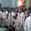 Sveta liturgija u Foci