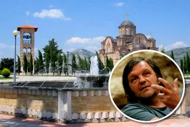 Crkvine u Trebinju - Kusturica