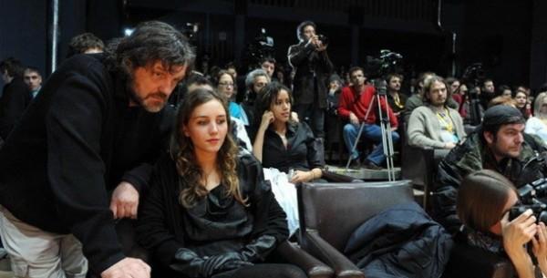 Dunja i Emir Kusturica