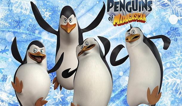 Film-Pingvini sa Madagaskara