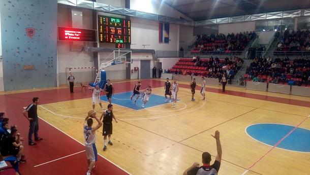 KK Sutjeska - KK Prijedor