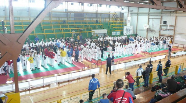 Karate u Tuzli