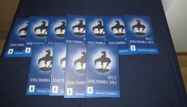 Knjiga-Prst pukovnika Zeka