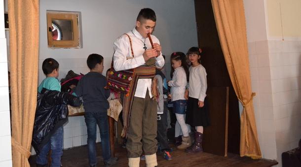 Trpeza ljubavi u Cajnicu